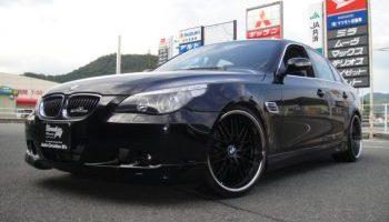 E60 BMW KONI