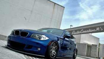 BMW 1シリーズ エアサス
